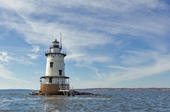 Conimicut Lighthouse Stock Photo