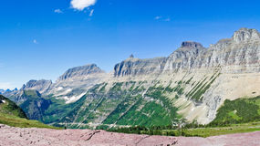 conintental панорама divide стоковое фото rf