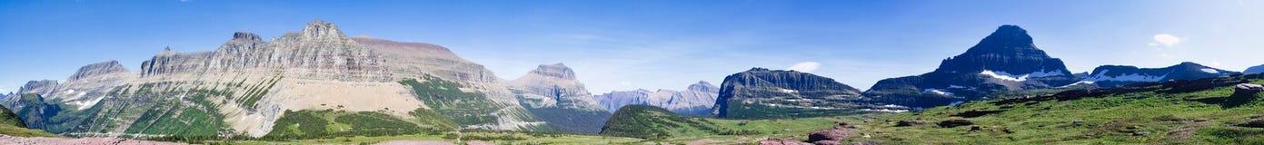 conintental панорама divide стоковое изображение