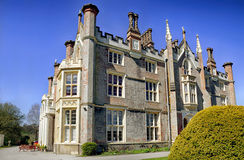 Conishead Priory near Ulverston, Cumbria Stock Image