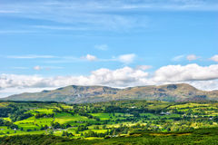 Coniston Fells Stock Images