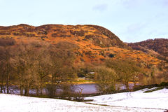 Coniston Hills Royalty Free Stock Photography