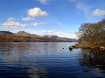 Coniston Water 2 Stock Images