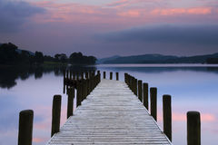 Coniston Water Stock Image