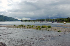 Coniston Water, Cumbria Stock Images