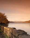 Coniston Water, England Royalty Free Stock Image