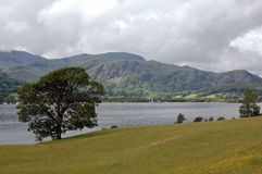 Coniston Water, Lake District Royalty Free Stock Photo