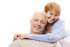 Conjoints heureux Images libres de droits