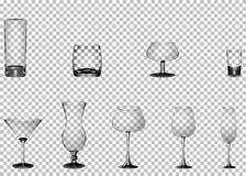 conjunto stock de ilustración