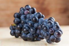 Conjunto azul da uva Fotos de Stock