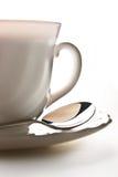 Conjunto completo del café Foto de archivo libre de regalías