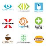 Conjunto de 9 diseños de marca de fábrica