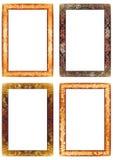 Conjunto de bastidores del diseño Imagen de archivo