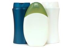 Conjunto de diversos productos de la belleza y de higiene. Foto de archivo libre de regalías