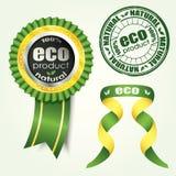 Conjunto de Eco Foto de archivo libre de regalías