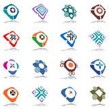 Conjunto de elementos del diseño. Fotos de archivo libres de regalías