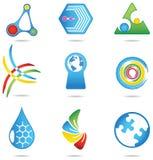 Conjunto de elementos del diseño #2 Foto de archivo libre de regalías