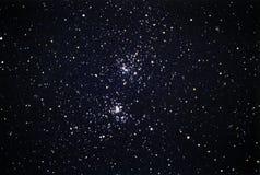 Conjunto de estrela de Persei do qui de Acca Foto de Stock