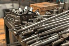 Conjunto de ferramentas de várias ferramentas Foto de Stock