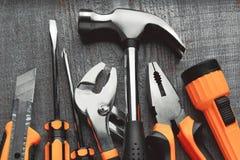 Conjunto de herramientas Imagenes de archivo