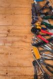 Conjunto de herramientas Fotos de archivo libres de regalías