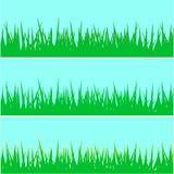 Conjunto de hierba Ilustración Libre Illustration