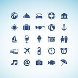 Conjunto de iconos libre illustration