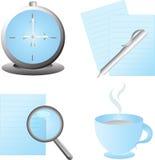 Conjunto de iconos del Web, vector Imágenes de archivo libres de regalías