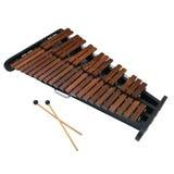 Conjunto de instrumentos musicales Foto de archivo libre de regalías