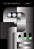 Conjunto de la ilustración del vector Plantilla para el folleto, negocio, diseño web, diseño de la cubierta stock de ilustración