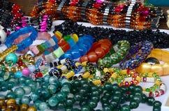 Conjunto de la joyería de la moda Imagen de archivo