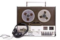 Conjunto de la música Fotos de archivo libres de regalías