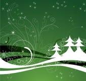 Conjunto de la Navidad. Foto de archivo libre de regalías