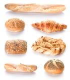 Conjunto de la panadería imagen de archivo libre de regalías