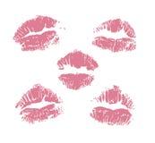 Conjunto de labios libre illustration