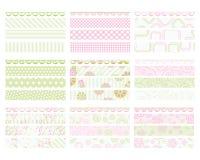 Conjunto de los elementos para el diseño. Foto de archivo libre de regalías