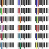 Conjunto de los indicadores del mundo Foto de archivo libre de regalías