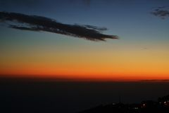 Conjunto de Sun Imagen de archivo