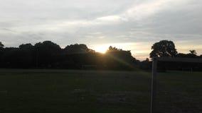 Conjunto de Sun Fotografía de archivo libre de regalías