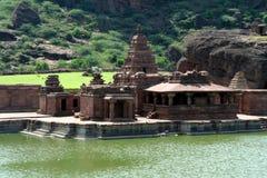 Conjunto de templos Fotos de Stock