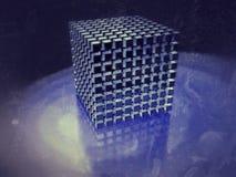 Conjunto del cubo Imagen de archivo