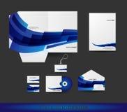 Conjunto del diseño del papel Fotos de archivo