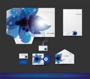 Conjunto del diseño del papel Fotografía de archivo libre de regalías