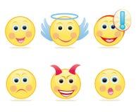 Conjunto del Emoticon libre illustration