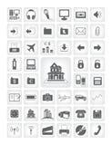 Conjunto del icono Ilustración del Vector