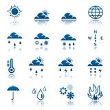 Conjunto del icono del tiempo Libre Illustration
