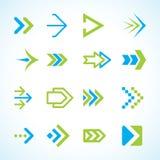Conjunto del icono del vector Foto de archivo libre de regalías