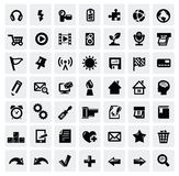 Conjunto del icono del Web