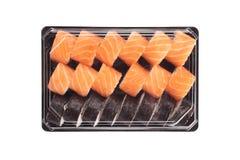 Conjunto del sushi Imagenes de archivo