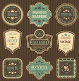 Conjunto del vector Imagenes de archivo